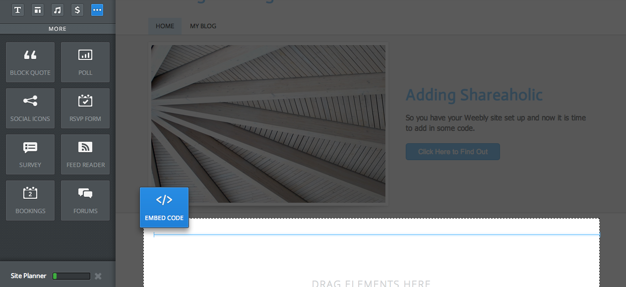 how to build a custom weebly template